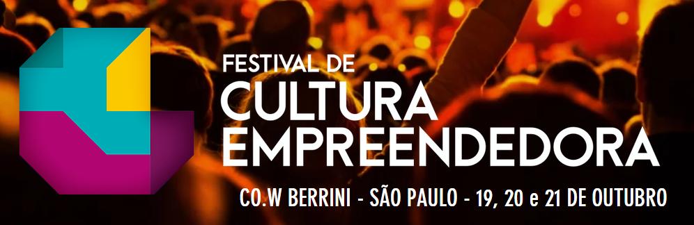 festival de cultura empreendedora